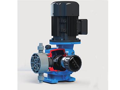 α-Dose系列机械隔膜计量泵